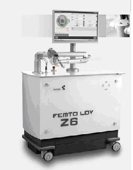 Femto LDV Machine
