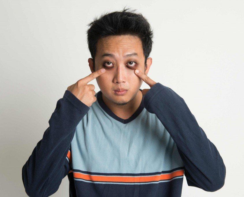 Panda Eyes - Shinagawa.ph