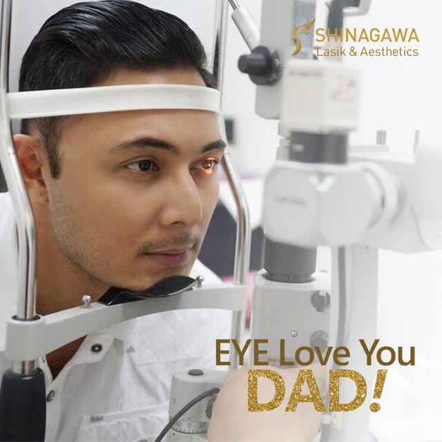 Free Lasik for Fathers