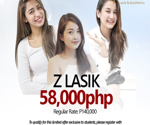 Z LASIK Promo For Students