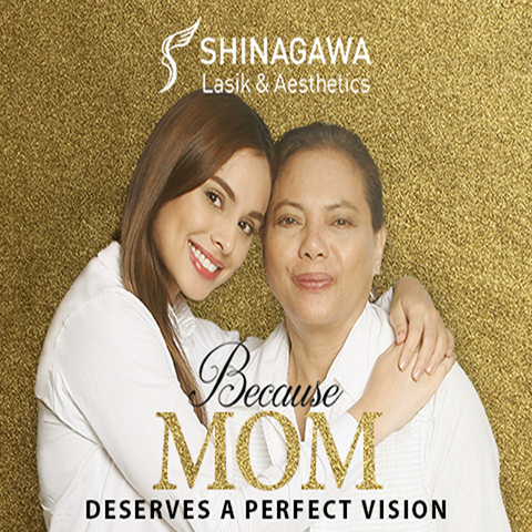 Give Mom a Perfect Vision