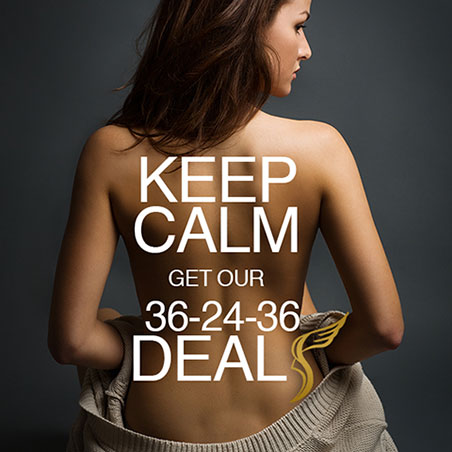 Keep Calm Derma Deal