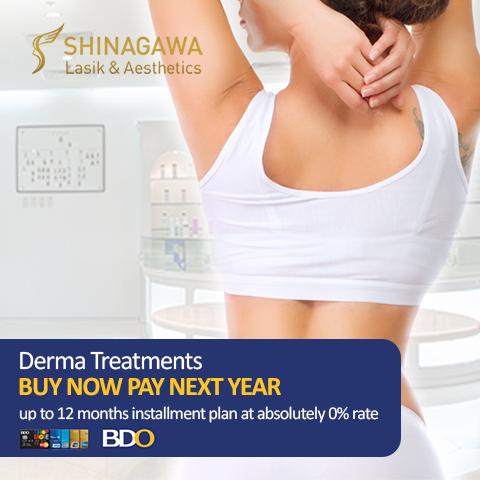 BDO Derma Treatments offer
