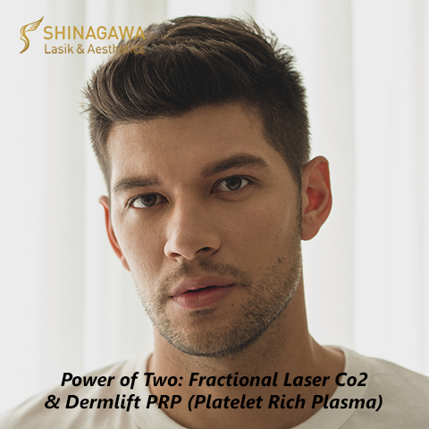 The Power of Two: Fractional Co2 and PRP (Platelet Rich Plasma)