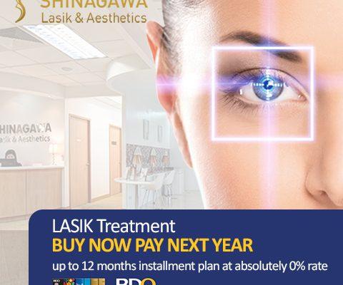 BDO LASIK Treatment offer