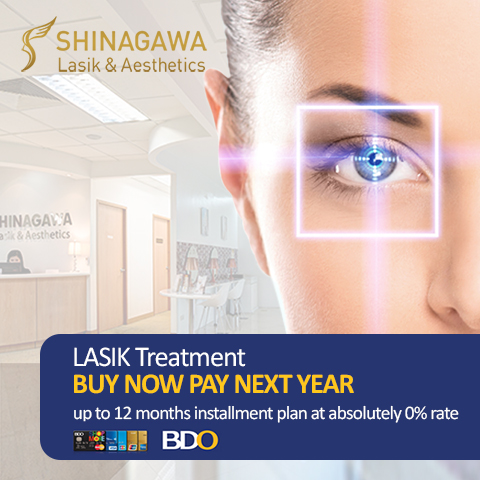 BDO LASIK Treatment offer