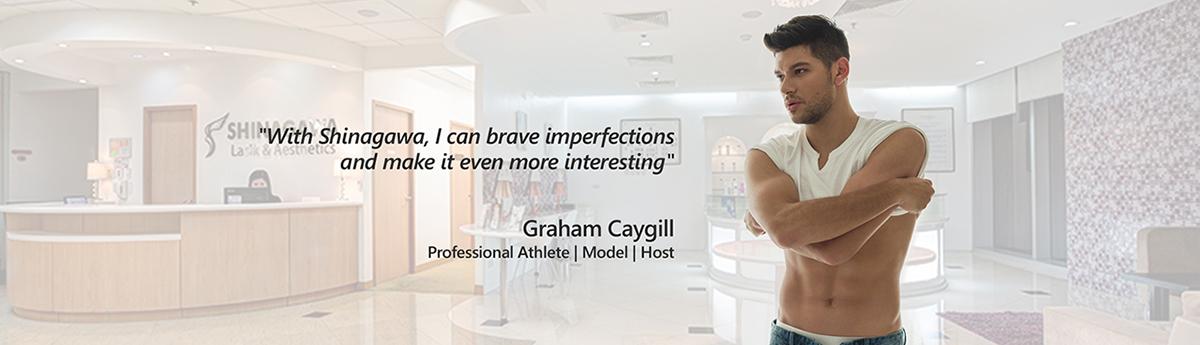 Graham Caygill Shinagawa PH