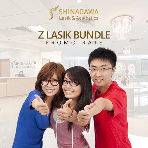 Shinagawa PH Z LASIK Bundle