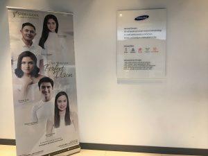 Shinagawa Ads in Samsung Wellness Fair 2017