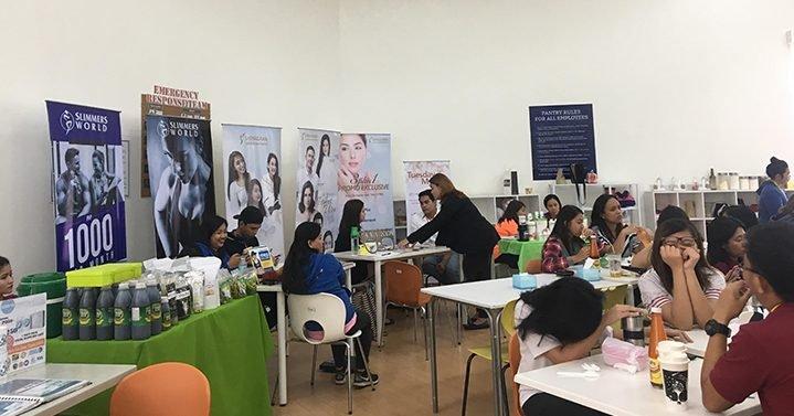 Shinagawa at PVG's Global Wellness Fair