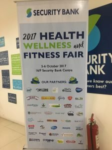 2017 Health Wellness and Fitness Fair