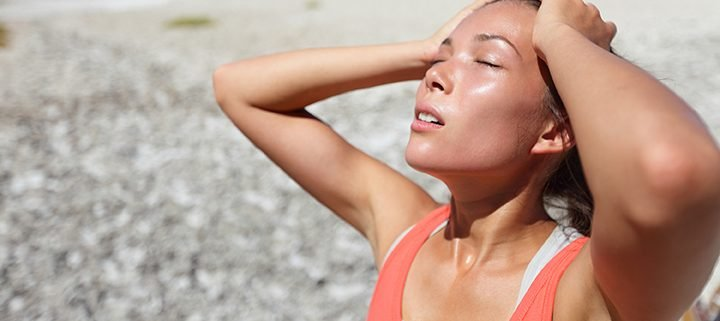 Dehydration is Also Bad for the Skin