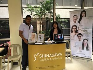 Shinagawa in China Bank General Wellness Event