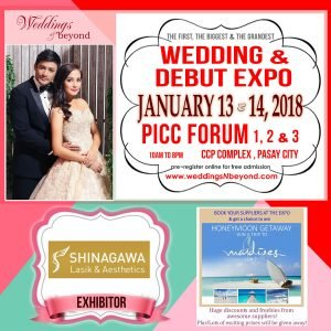 Weddings & Debut Expo at PICC