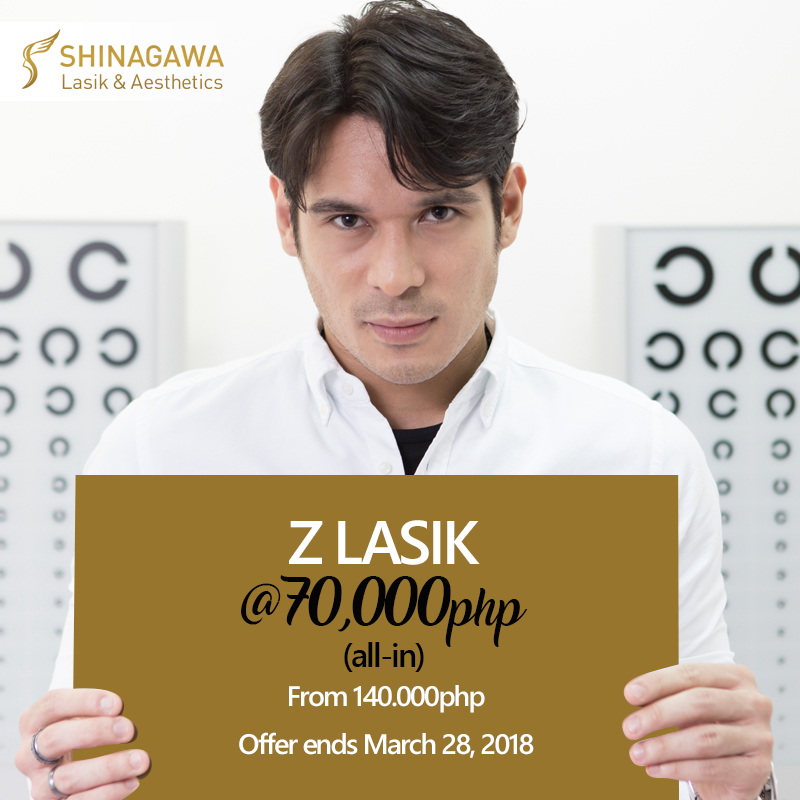 Pancho Magno for Z LASIK @ 70K