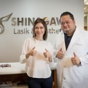 Happiness in 5 Minutes of LASIK for Daiana Menezes