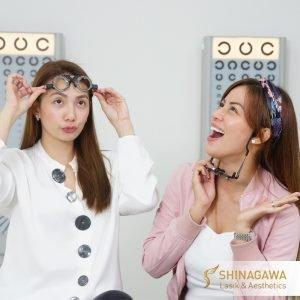 Aiko Climaco & Maica Palo Wacky Pose