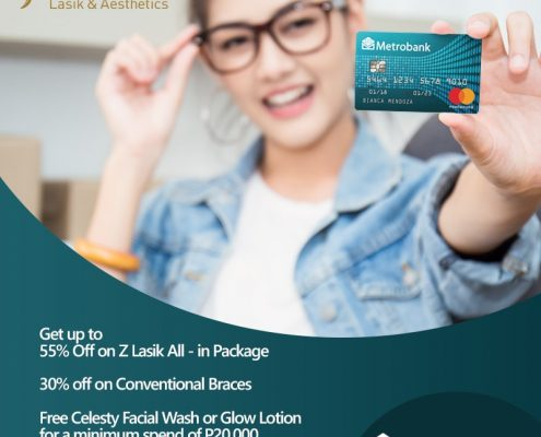 M HERE - Discounts & Freebies from Shinagawa for Metrobank Cardholders!