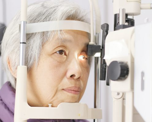 Eye Screening for Cataract