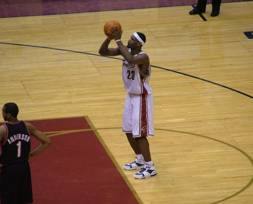 Lebron James Blog Article for LASIK in Shinagawa Philippines