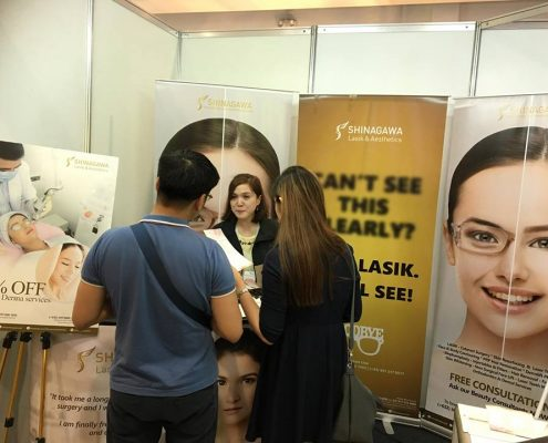 Shinagawa Lasik & Aesthetics at Weddings & Debut Expo