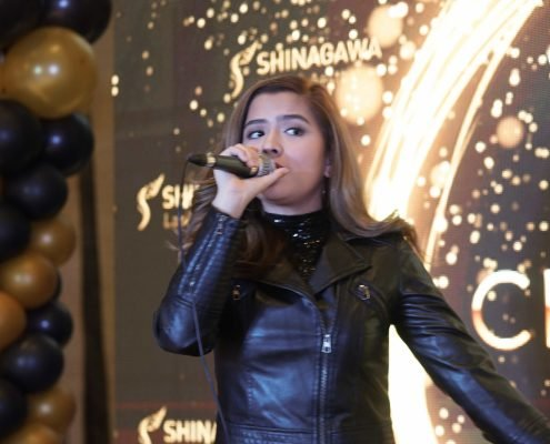 Alexa Ilacad at Shinagawa 8th EYEnniversary