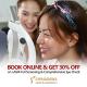 LASIK Comprehensive Eye Check & Assessment at 30% OFF