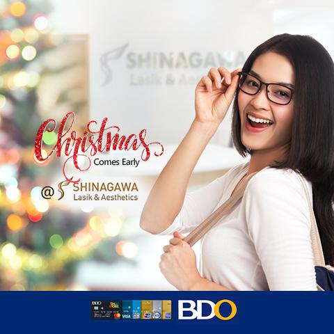 BUY NOW PAY NEXT YEAR 2018: Christmas Comes Early @ Shinagawa