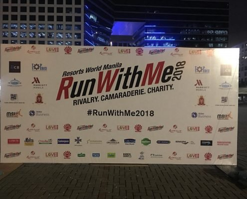 Run With Me Event | Shinagawa Lasik & Aesthetics
