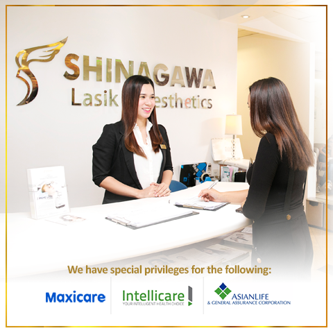 Intellicare, Maxicare & Asian Life Members Get Special Privileges | Shinagawa PH
