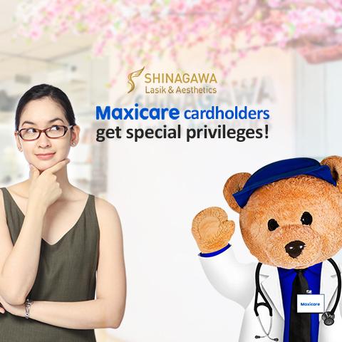 Maxicare for Shinagawa Lasik & Aesthetics