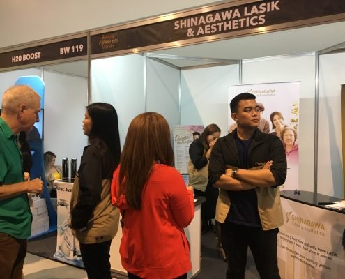 Shinagawa Lasik & Aesthetics Booth at Beauty Wellness Manila (2)