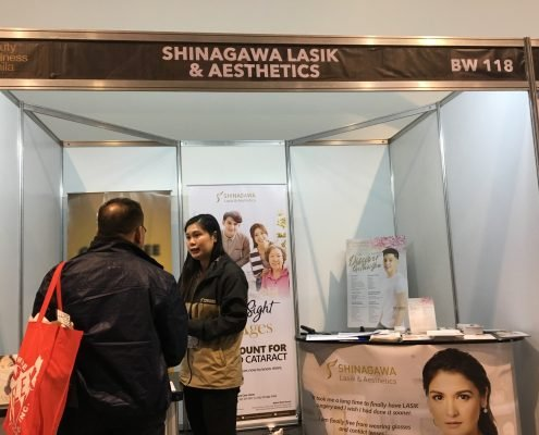Shinagawa Takes part in Beauty And Wellness Manila 2018
