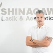 Troy Montero for Shinagawa Lasik & Aesthetics