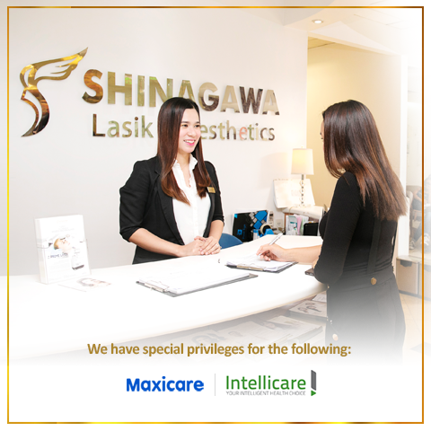Intellicare & Maxicare* Members Get Special Privileges! | Shinagawa Promos & Offers