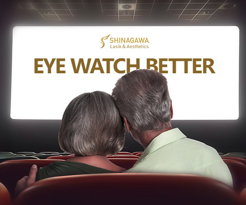 Cataract Treat Eye Watch Better | Shinagawa Promos & Offers