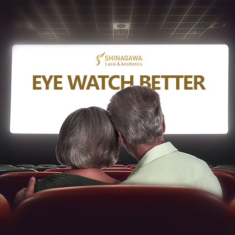 Cataract Treat Eye Watch Better | Shinagawa Promos & Offers