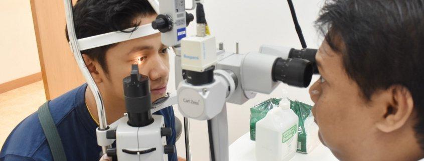 David Guison Accomplished Dream of Having Better Vision | Shinagawa Feature Story