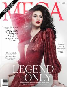 Regine Velasquez for MEGA Magazine | Shinagawa News & Events