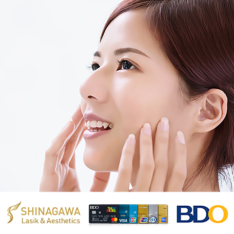 Special Marked Down Offers for BDO Cardholders | Shinagawa Promos & Offers