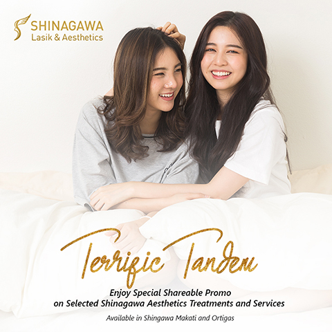 Terrific Tandem | Shinagawa Promos & Offers