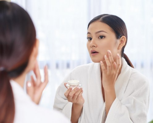 Usage of Night Creams | Shinagawa Aesthetics Blog