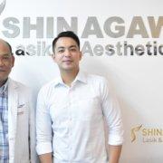 Migs Bustos for LASIK Surgery at Shinagawa Lasik Center