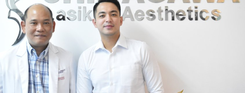 Migs Bustos for LASIK Surgery at Shinagawa Lasik Center