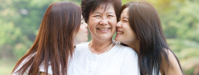 Reasons Why Your Mom Needs A Bright Eyesight | Shinagawa LASIK Blog