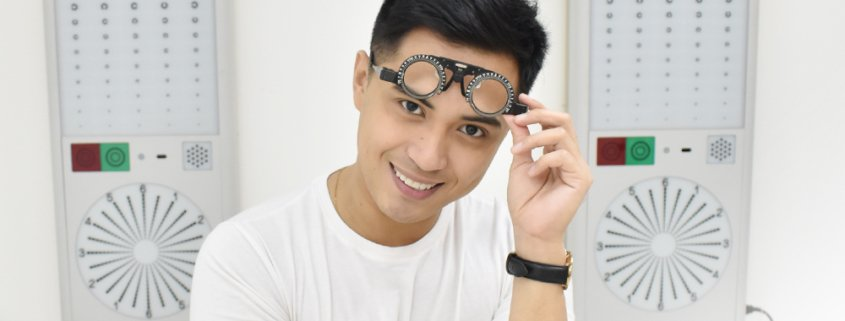 Marlo Mortel's Easier Life After LASIK | Shinagawa Feature Story