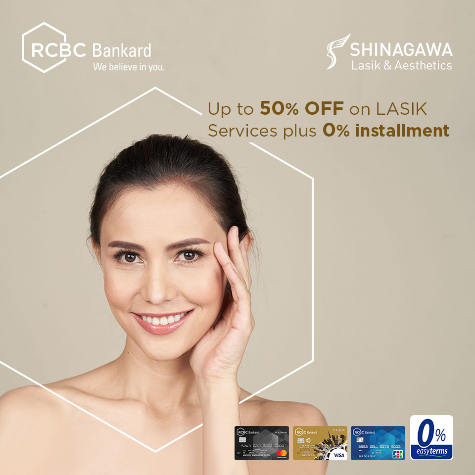 Promos & Offers | Shinagawa Lasik & Aesthetics Philippines