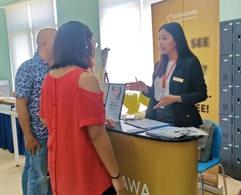 Shinagawa at PVG Wellness Event 2019   Shinagawa News & Events