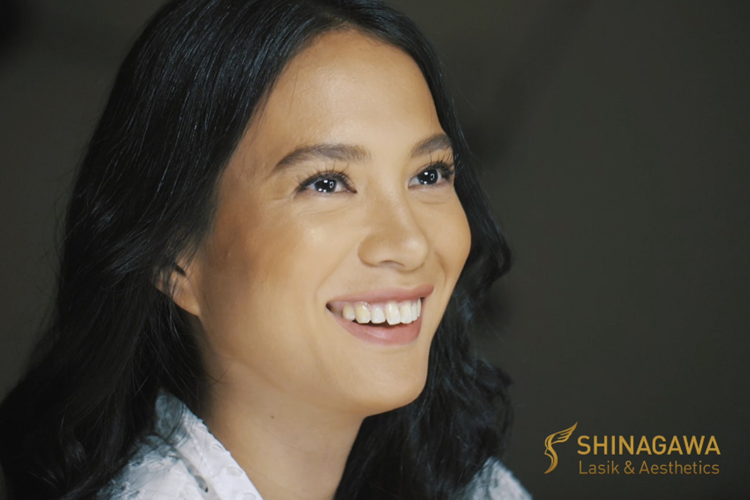 Isabelle Daza, A Better Person After LASIK | Shinagawa Feature Story