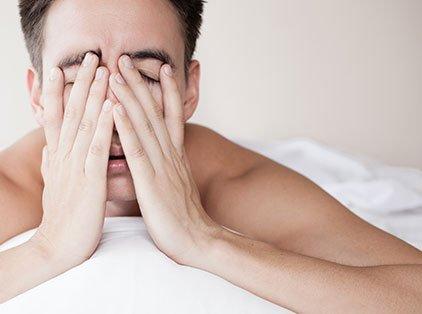 Lack of sleep Philippines